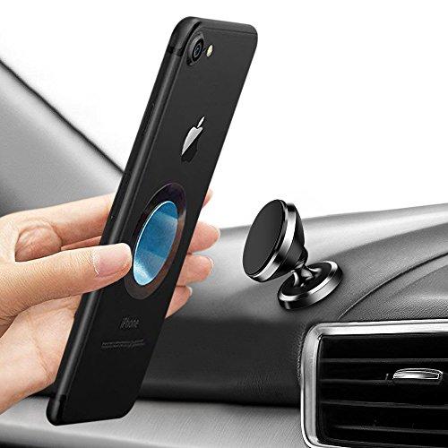 handyhalterung auto magnet laxikoo kfz magnet handyhalter 360 grad einstellbare smartphone